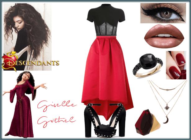 Giselle Gothel - Formal