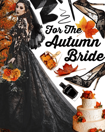 FALL 2O20: The Gothic Bride