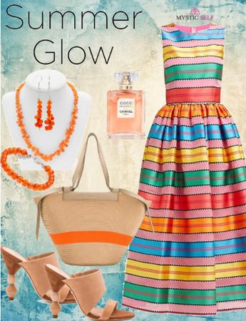 Summer glow