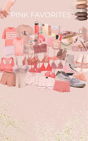 pink favorites