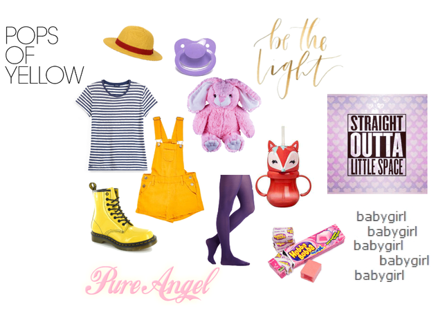 ddlg cglre outfit
