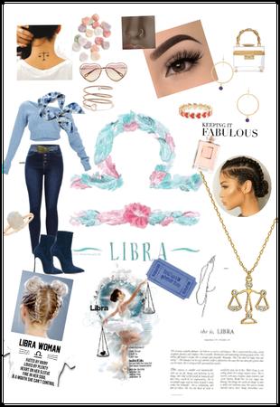 Libra elegance