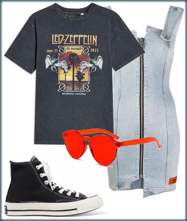 Trend: Rock a concert tee
