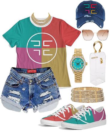 Farrah Ellis Fashion