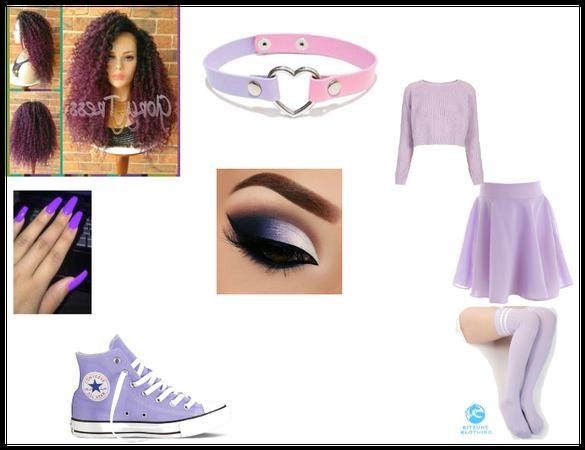 Purple Layla