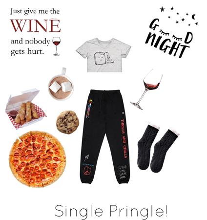 Single Pringles