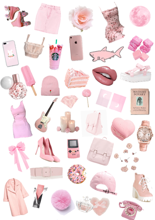 Did you say PINK🌸👛🎀