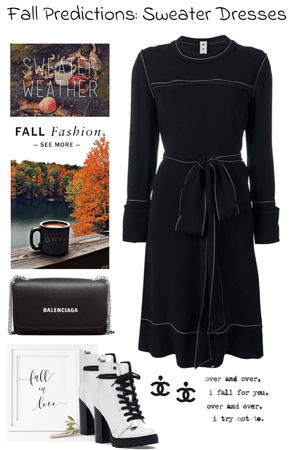 Fall Prediction: Sweater Dresses