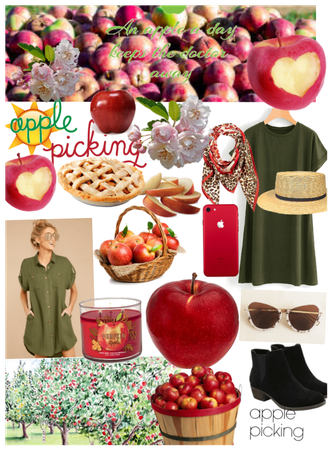 Apple picking style
