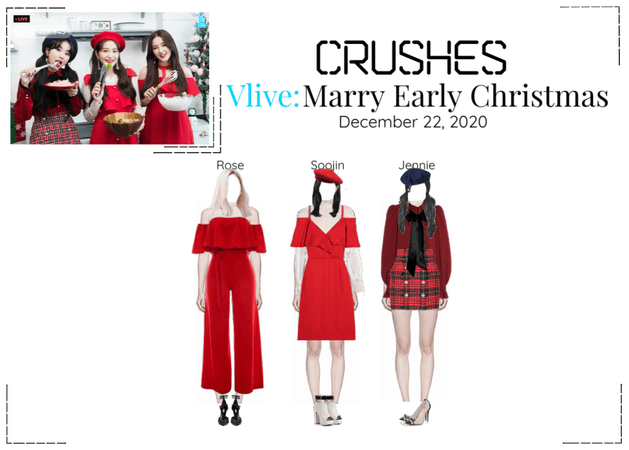 Crushes (호감) [Maknae Live] Surprise Vlive