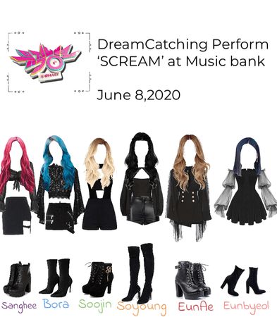Dreamcatching perform 'SCREAM'