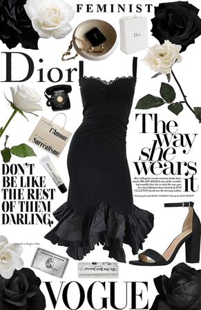 Dior 🖤🤍🖤