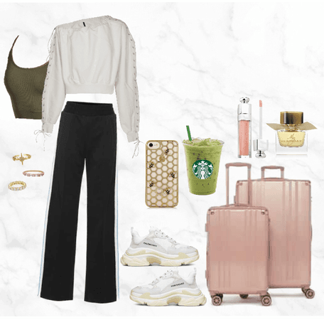 Vacation Inspired Pt. I - Airport