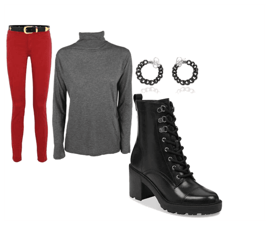 underfell outfit