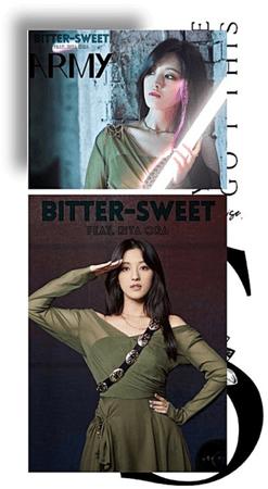 BITTER-SWEET [비터스윗] (JADE) 'ARMY' (feat. Rita Ora) Teasers 201114