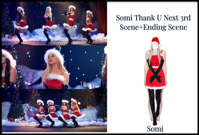 Somi Thank U Next 3rd Scene+Ending Scene