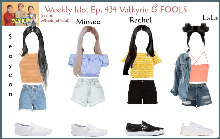 Weekly Idol EP.434 w/FOOLS