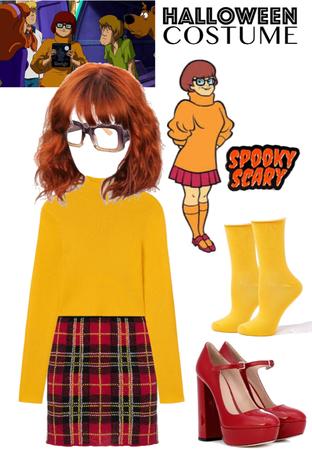 Halloween Costume Idea: Velma