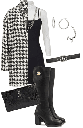 2021 Trends: Black and White