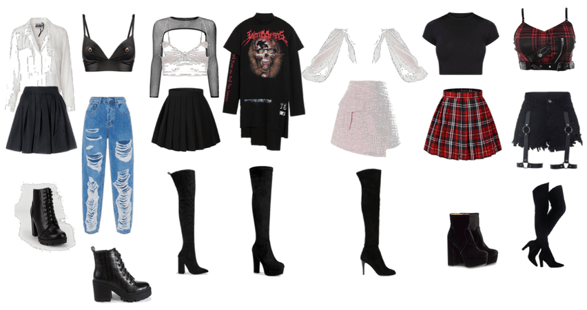 My Girl Group BLACKPINK BOOMBAYAH Inspired Outfit