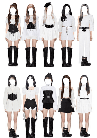 Twice I can't stop me inspiration| White🤍