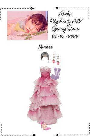 MINHEE - PITY PARTY M/V