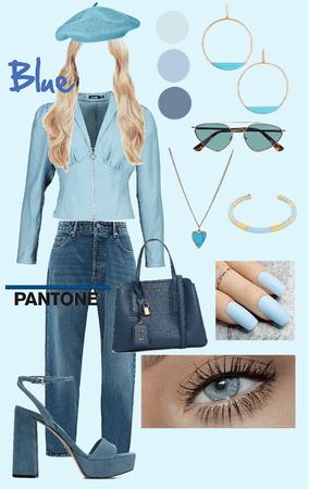 Blue blue blue #1