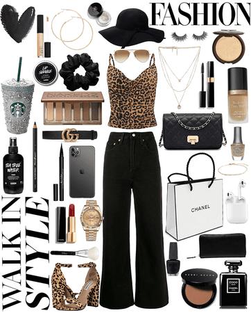 Lovely Leopard 🖤💛🤎