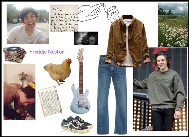 Freddie Nestor
