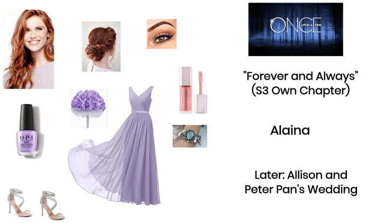 """OUAT: """"Forever & Always"""" (S3 Own Chapter): Alaina"""