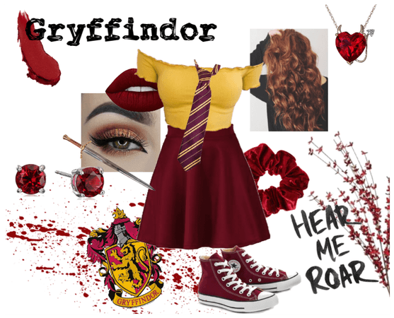 Gryffindors are Couragous