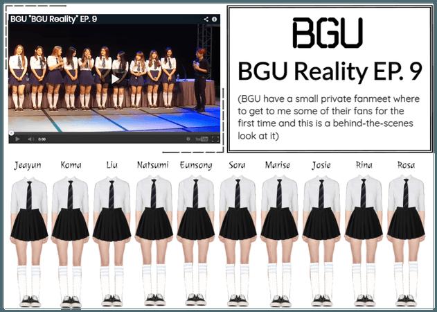 "BGU ""BGU Reality"" EP. 9"