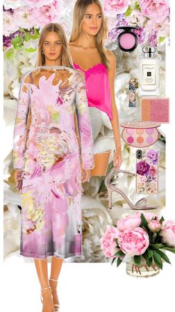 peony-pink trend