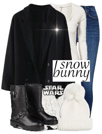 Snow Bunny + Star Wars