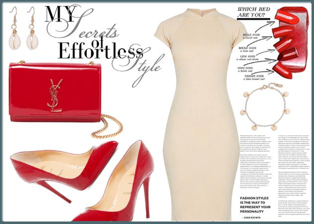 My secrets of effortless style