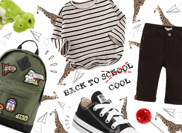 Back to School kid collection