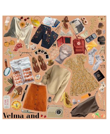 Velma Moodboard