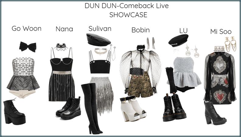 DUN DUN-Comeback Live