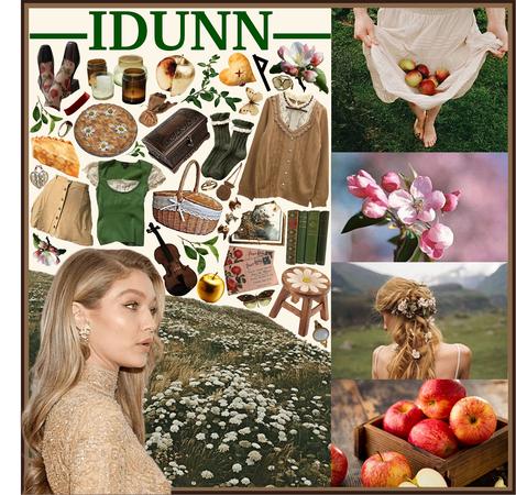 NORSE MYTHOLOGY: Idunn