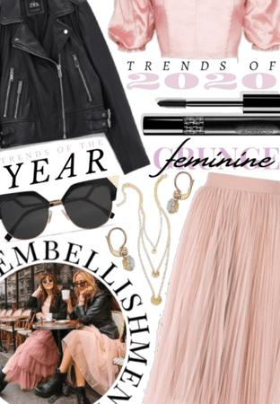 TRENDS OF THE YEAR: Feminine Grunge