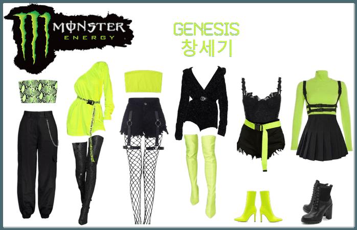 GENESIS k-pop girl group