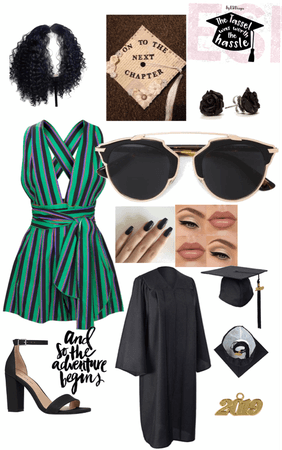 Graduation  Gal