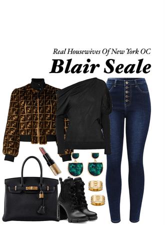 RHONY OC: Blair Seale