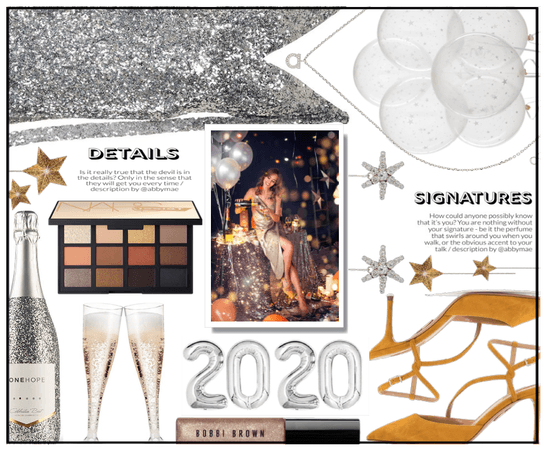 New Years Eve Glam ( 12.30.2020 )