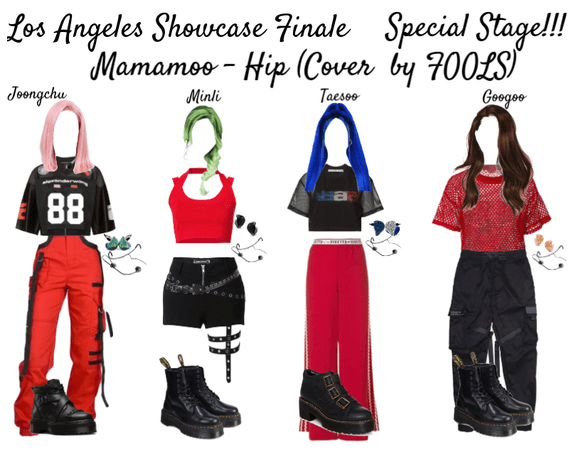 L.A Showcase Finale   Special Stage No. 1