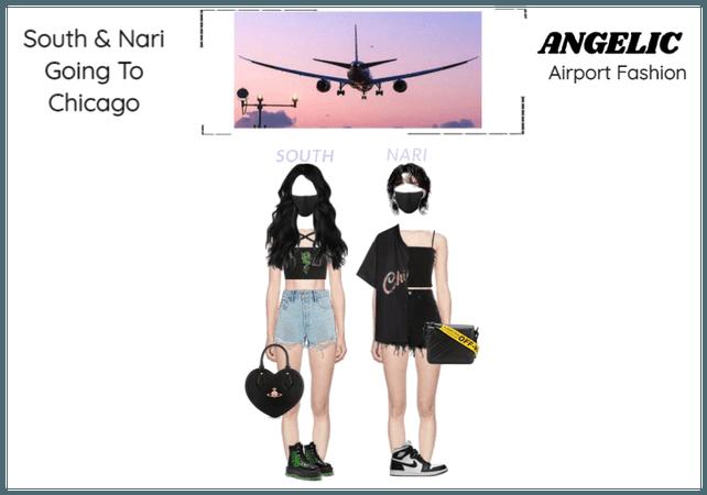천사의 (Angelic) Airport Fashion