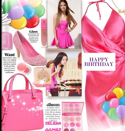Happy brithday Selena Gomez