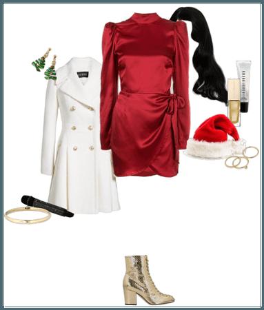"Joy Keaton 12 - ""Last Christmas"" cover"
