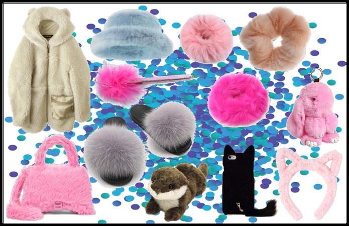 Fluffy thingies