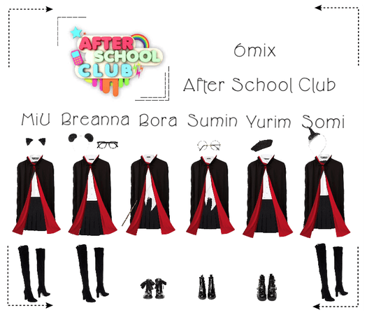 《6mix》After School Club